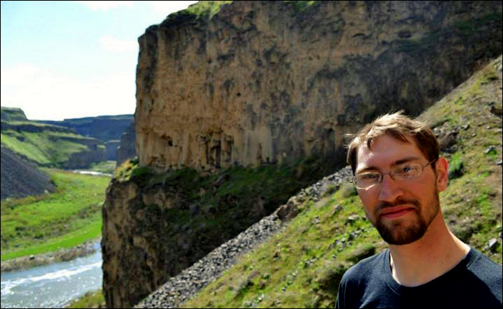 Palouse Falls – Washington (April 2014)
